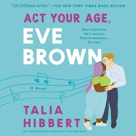 Act You Age, Eve Brown