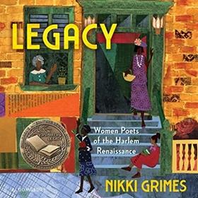 LEGACY by Nikki Grimes, read by Bahni Turpin, Karole Foreman, Zakiya Young, Janina Edwards