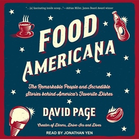 FOOD AMERICANA by David Page, read by Jonathan Yen