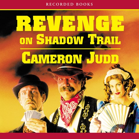 REVENGE ON SHADOW TRAIL