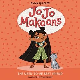 JO JO MAKOONS by Dawn Quigley, read by Jennifer Bobiwash