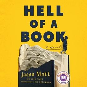 HELL OF A BOOK by Jason Mott, read by JD Jackson, Ronald Peet