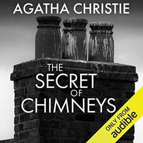 THE SECRET OF CHIMNEYS by Agatha Christie, read by Simon Jones