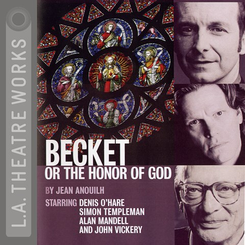 BECKET OR THE HONOR OF GOD