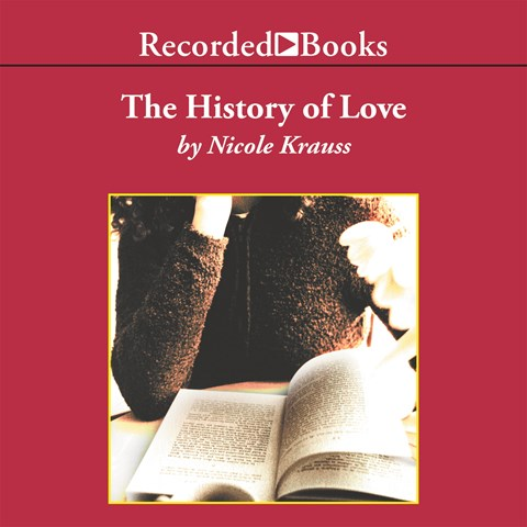 the history of love nicole krauss pdf
