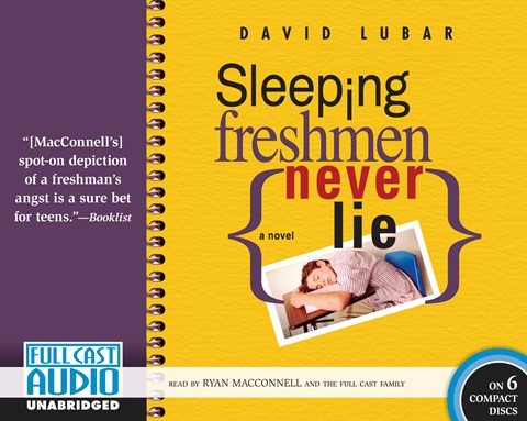 Sleeping freshmen never lie summary