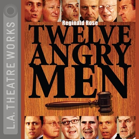 a review of the play twelve angry men by reginald rose