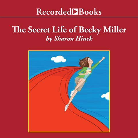 THE SECRET LIFE OF BECKY MILLER