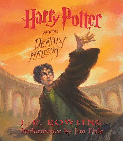 Harry Potter And The Deathly Hallows By Jk Rowling Read By Jim Dale