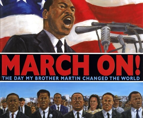 MARCH ON!