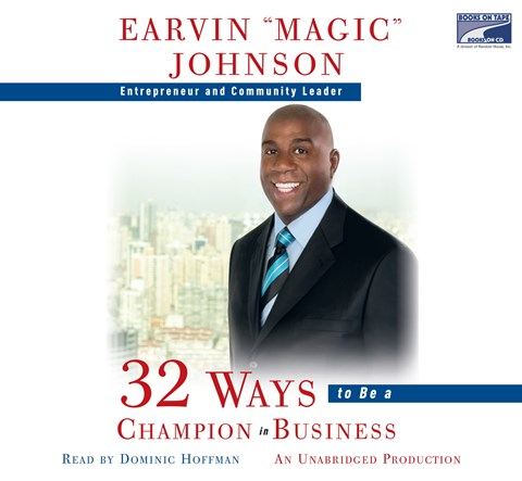 32 WAYS TO BE A CHAMPION IN BUSINESS