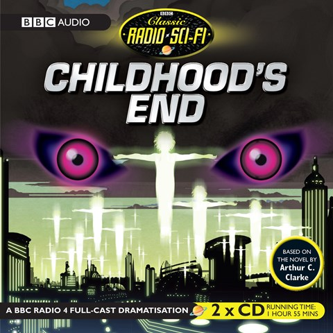 childhoods end audiobook