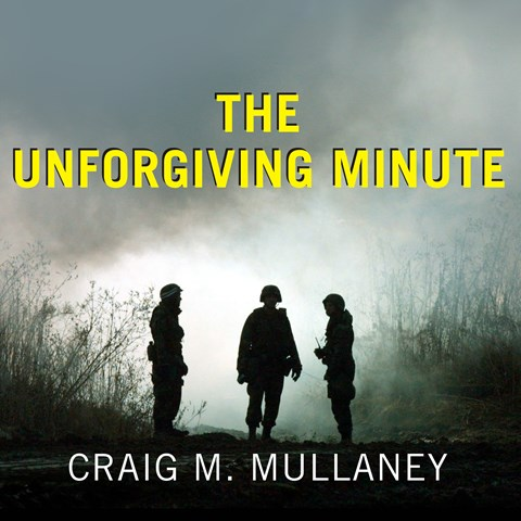 THE UNFORGIVING MINUTE