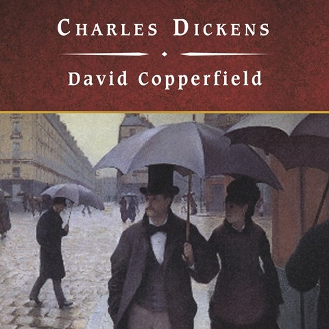 David Copperfield narrated by Simon Vance