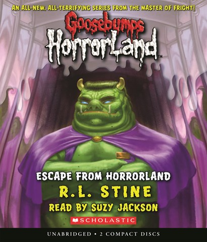 GOOSEBUMPS HORRORLAND #11