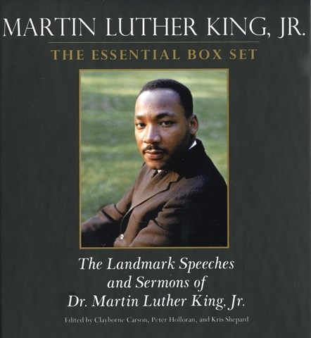 232e65ce6086 THE ESSENTIAL BOX SET The Landmark Speeches and Sermons of Dr. Martin  Luther King, Jr.