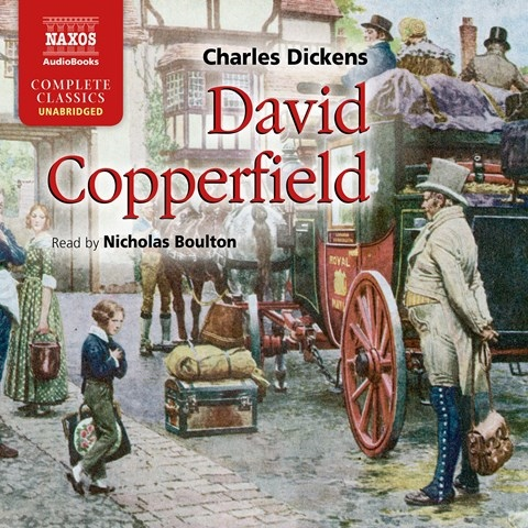 David Copperfield narrated by Nicholas Boulton