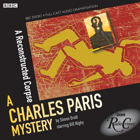 A RECONSTRUCTED CORPSE: A CHARLES PARIS MYSTERY