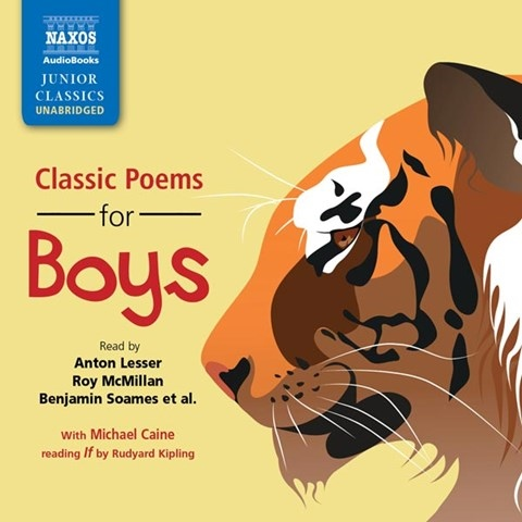 CLASSIC POEMS FOR BOYS