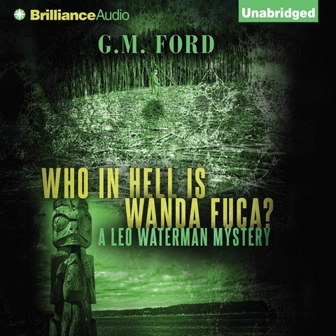 WHO IN HELL IS WANDA FUCA?