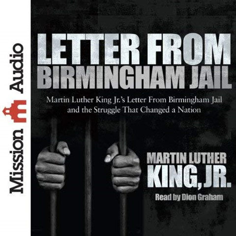 analysis of excerpt from martin luther Letter from birmingham city jail (excerpts) martin luther king, jr april 16, 1963  full document my dear fellow clergymen  while confined here in the.
