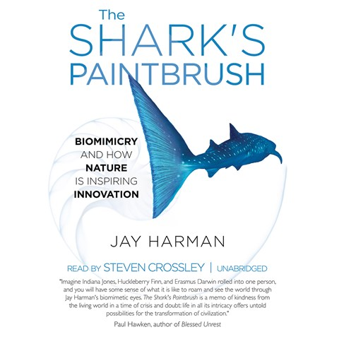 THE SHARK'S PAINTBRUSH