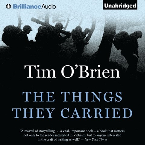 the memories of vietnam in the things they carried a novel by tim obrien