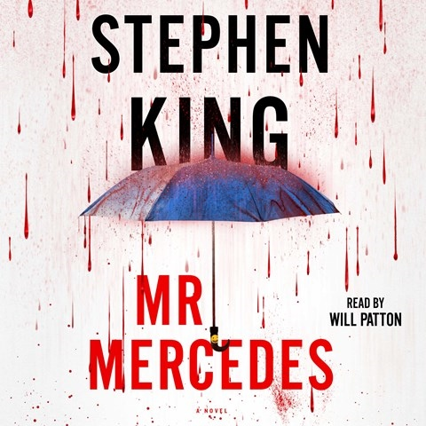 MR MERCEDES by Stephen King Read by Will Patton | Audiobook Review