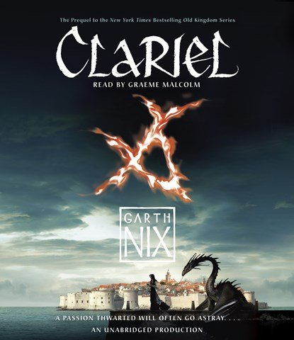 CLARIEL: THE LOST ABHORSEN