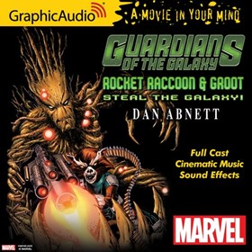 ROCKET RACCOON AND GROOT STEAL THE GALAXY!